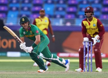 T20 World Cup 2021, SA vs WI live updates: Score, commentary, TV channels and live streaming   South Africa v West Indies