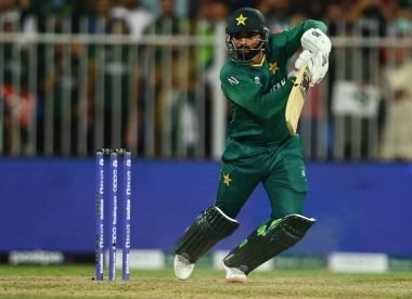 Six-hitter Asif Ali brightens Pakistan's chances at the T20 World Cup