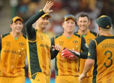 Quiz! Australia's XIs from their first match in every T20 World Cup