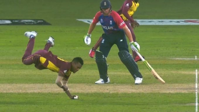 Should Akeal Hosein stunner have been ruled out for not being in 'complete control'?
