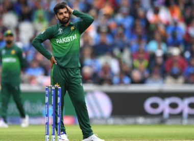 What's gone wrong with Shadab Khan?