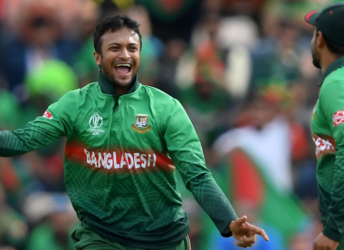 Forget the histrionics, this could be Shakib Al Hasan's T20 World Cup