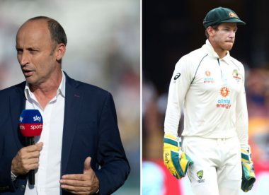 'I didn't hear much empathy' - Nasser Hussain criticises Tim Paine for 'lecturing' England over Ashes doubts