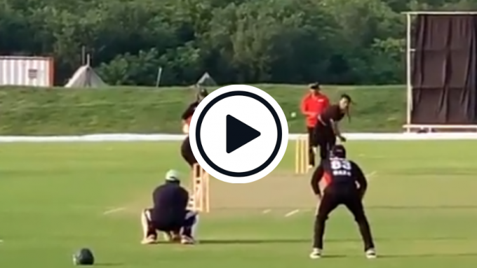 Watch: Shoaib Akhtar turns back the clock to have a bowl
