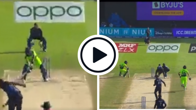 Watch: 'The most chaotic 20 seconds of cricket ever' - Ireland turn dot into three on bizarre final ball