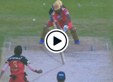 Watch: Yuzvendra Chahal rips Warne-esque beauty from outside leg into off-stump in IPL