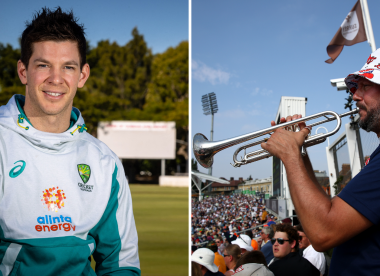'I've Got 1,534 More Runs Than The Barmy Army' - Tim Paine responds to Joe Root comparison