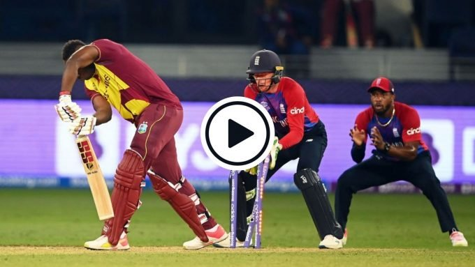 Watch: Adil Rashid baffles Andre Russell with sumptuous delivery in ripping record-breaking spell