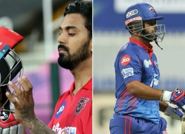 It's scary what the unbridled versions of KL Rahul and Rishabh Pant could do for India